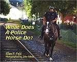What Does A Police Horse Do?